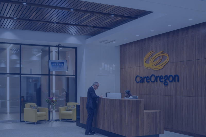 RPA as a Service case study CareOregon